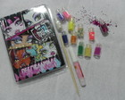 Decora Unhas Monter High