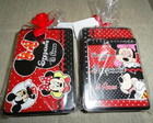 Mini Estojo de Pintura 15 pçs Minnie