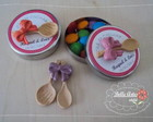 LATINHA MINT TO BE PARA CH� DE PANELA