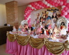 DECORA��O BARBIE FASHION