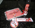 Minnie Kit de Guloseimas 120 itens