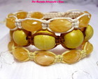 KIT PULSEIRAS SHAMBALA *AMARELO*