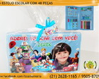Kit Colorir - Estojo 48 pe�as