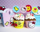 Hello Kitty - Festa Personalizada