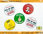 Adesivos &quot;Hora da Gravata&quot;