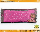 Convite Chocolate