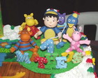 TOPO BACKYARDIGANS