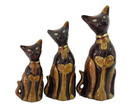 Trio de Gatos - Candy Cats