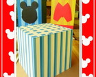 Kit  base Para Mesa Mickey