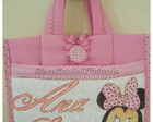 Caderno Do Beb� - Minnie