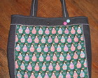 Bolsa ecobag Kokeshi
