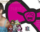 E-card Aniversrio | Monster High