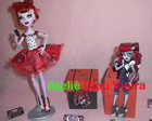 LEMBRANCINHA MONSTER HIGH OPERETA