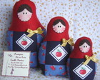 Matryoshka - Babushka - Kukla Trio