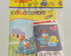 Kit Colorir Galinha Pintadinha