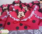 Porta convite - Minnie