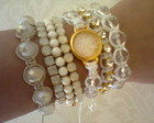 Kit Pulseiras Casa BrancaII