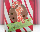 Mini Card De Natal Em Scrap