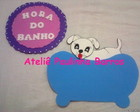 Painel para Pet Shop - HORA DO BANHO