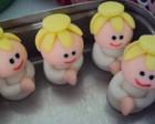 Lindos anjinhos de pasta americana