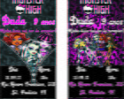 CONVITE VIP - MONSTER HIGH