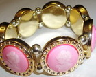PULSEIRA CAMAFEU  ROSA