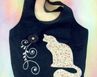 Bolso Gato Vintage