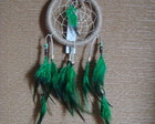 """Dreaming in Green"" - Dream Catcher"