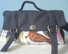 Bolsa Mini Alexa Birds Pink