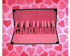 ~ Cart�o Kirigami 3D ♥ Carolina ~