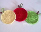 Coasters Frutas