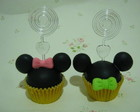 Minnie & Mickey Cupcake