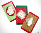 Kit 3 Cartes de Natal!