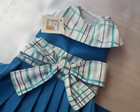 Vestido &quot;Mar Azul&quot;  - Tam. 00