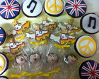 Biscoito Decorado Beatles!!