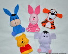 Kit - Dedoches Turma do Pooh