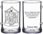 Caneca 400 Ml Acrlico Natal E Reveillon