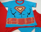 Pijama fantasia Superman!!