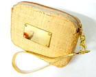 Clutch Night Handbag - Straw