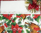 Kit 10 Panos  de Natal