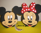 Cofre - Mickey e Minnie
