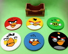 Porta Copos Angry Birds