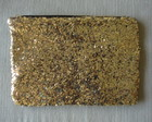 Clutch 08 brilho dourado ou preta