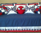 Kit Cama Homem Aranha