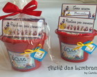 Kit jardinagem- Branca de Neve