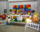 Decorao Backyardigans Clean
