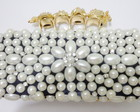 Skull Pearl Clutch