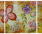 PAINEL FLORAL FRACIONADO 80X1.20 COD 540