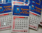 Lembrancinha Mini Calendrio Com Im