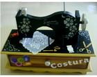 Caixa de Costura - Máquina